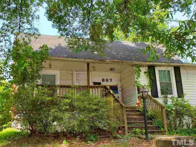 807 N Duke Street, Durham, NC 27701 (#2262194) :: The Amy Pomerantz Group