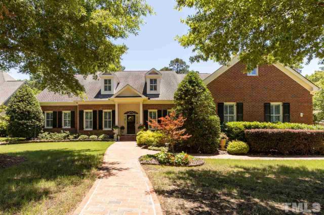 72009 Wilkinson, Chapel Hill, NC 27517 (#2262218) :: Dogwood Properties