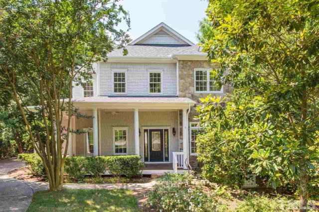 183 Bear Tree Creek, Chapel Hill, NC 27517 (#2262219) :: Rachel Kendall Team