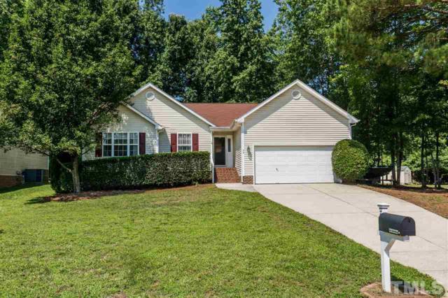 77 Sleepy Creek Drive, Clayton, NC 27520 (#2262247) :: RE/MAX Real Estate Service
