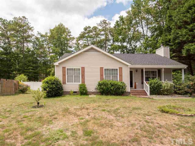 8 Beefeater Lane, Wendell, NC 27591 (#2262253) :: Dogwood Properties