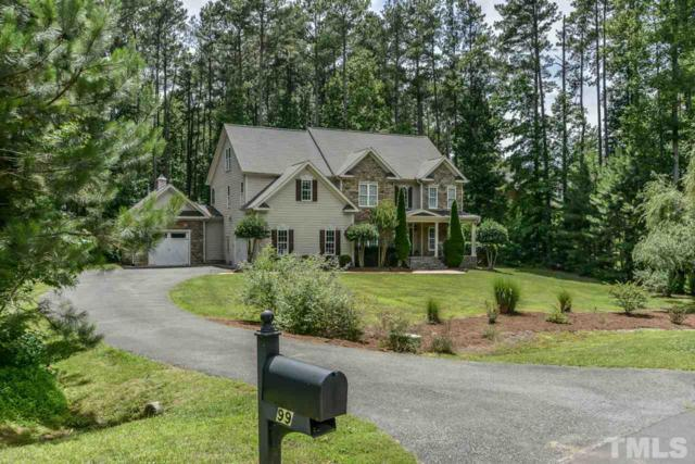 99 Grove Park Circle, Pittsboro, NC 27312 (#2262254) :: Rachel Kendall Team