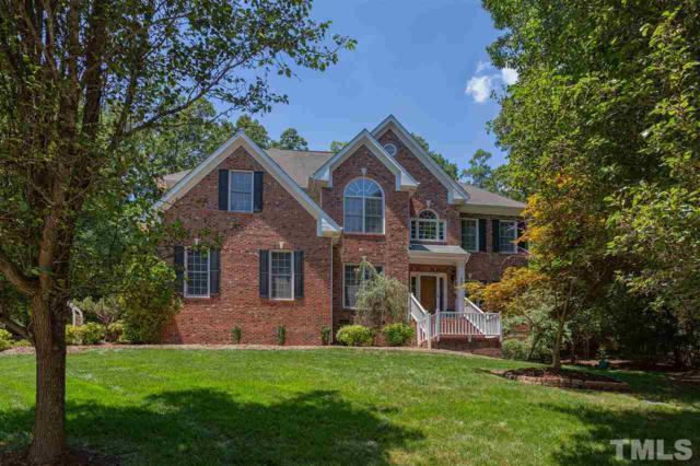 205 Wyndham Drive, Chapel Hill, NC 27516 (#2262270) :: Morgan Womble Group