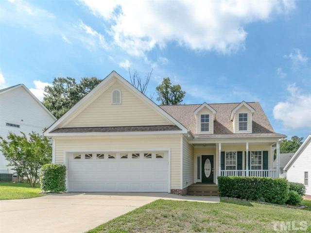 309 Angel Star Lane, Wake Forest, NC 27587 (MLS #2262283) :: The Oceanaire Realty