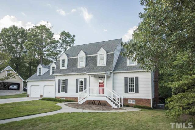 111 Whispering Pines Court, Cary, NC 27511 (#2262293) :: Marti Hampton Team - Re/Max One Realty