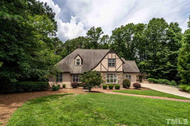 1002 Woodlot Ridge Road, Chapel Hill, NC 27516 (#2262295) :: M&J Realty Group