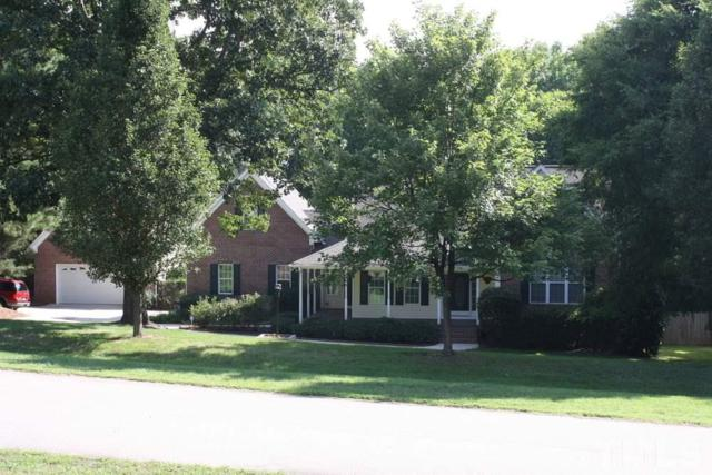 3697 Fieldstone Drive, Wake Forest, NC 27587 (MLS #2262304) :: The Oceanaire Realty
