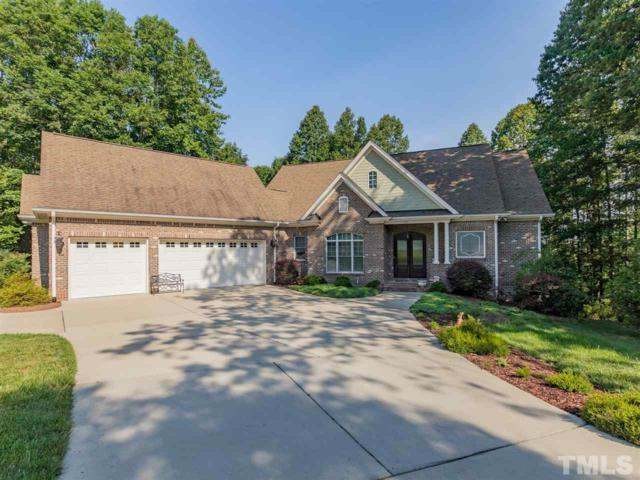 141 High Ridge Lane, Pittsboro, NC 27312 (#2262308) :: Rachel Kendall Team
