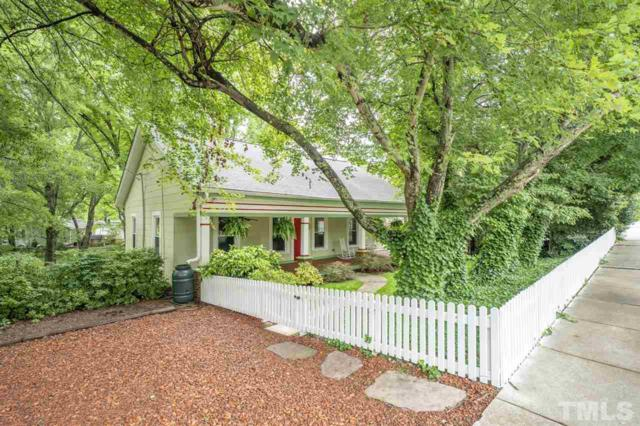 204 N Dixon Avenue, Cary, NC 27513 (MLS #2262349) :: The Oceanaire Realty