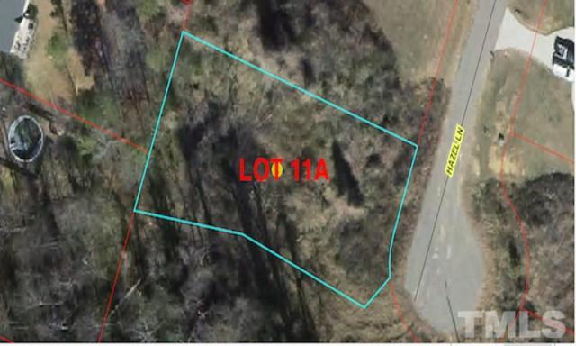0 LOT 11A Hazel Lane, Broadway, NC 27505 (#2262363) :: RE/MAX Real Estate Service