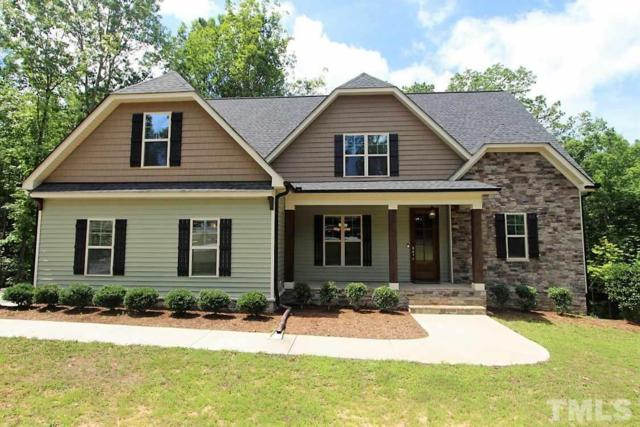 1275 Silky Willow Drive, Wake Forest, NC 27587 (MLS #2262369) :: The Oceanaire Realty