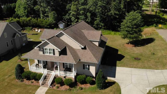 1901 Wimberly Woods Drive, Sanford, NC 27330 (#2262371) :: The Jim Allen Group