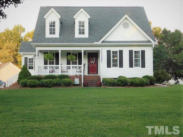 5000 Country Day Drive, Zebulon, NC 27597 (#2262375) :: Rachel Kendall Team