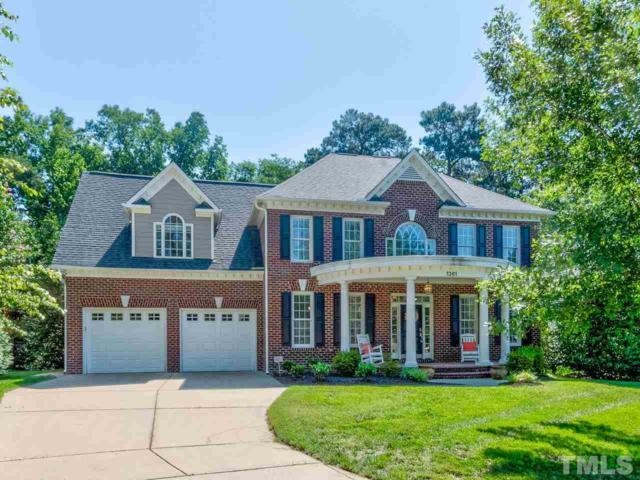 1361 Heritage Heights Lane, Wake Forest, NC 27587 (#2262406) :: Marti Hampton Team - Re/Max One Realty