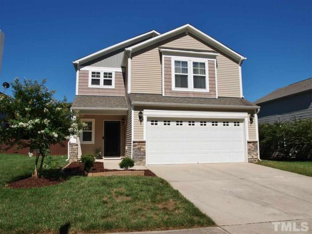 4607 Twin Spires Drive, Knightdale, NC 27545 (#2262407) :: The Jim Allen Group