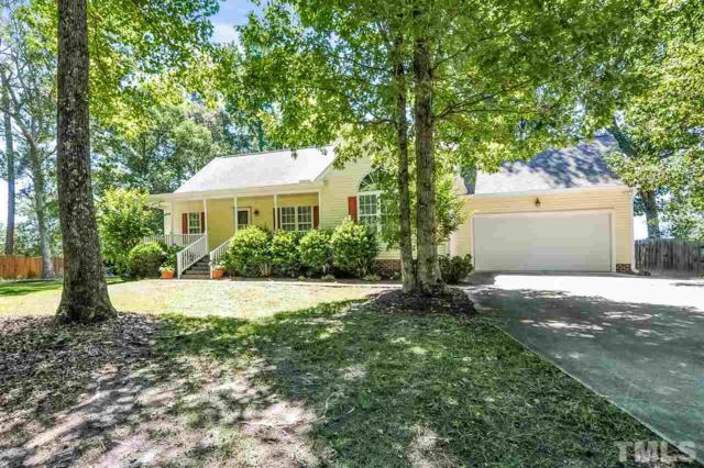 70 Broken Arrow Trail, Youngsville, NC 27596 (#2262412) :: The Perry Group