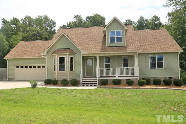 31 Patterson Drive, Angier, NC 27501 (#2262445) :: The Results Team, LLC