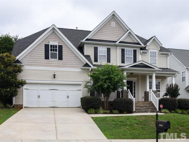 1865 Dunbar Place, Burlington, NC 27215 (#2262482) :: Sara Kate Homes