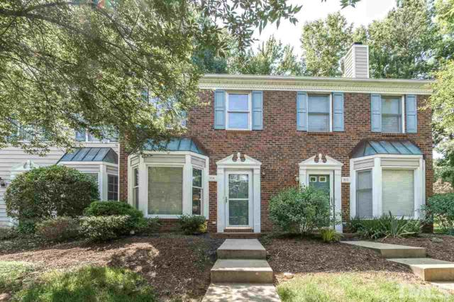 314 Silverberry Court, Cary, NC 27513 (#2262533) :: The Jim Allen Group