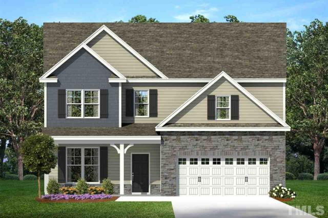 71 Rothes Court #277, Clayton, NC 27527 (#2262571) :: Dogwood Properties