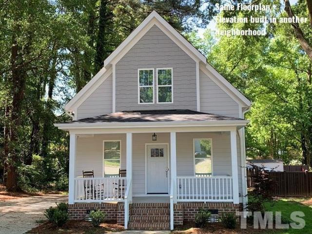 104 S Fisher Street, Raleigh, NC 27610 (#2262588) :: Real Estate By Design