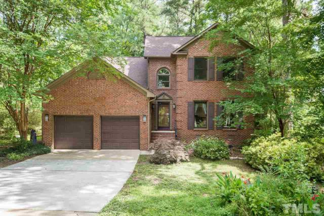 5504 Bakers Mill, Durham, NC 27707 (#2262595) :: Real Estate By Design