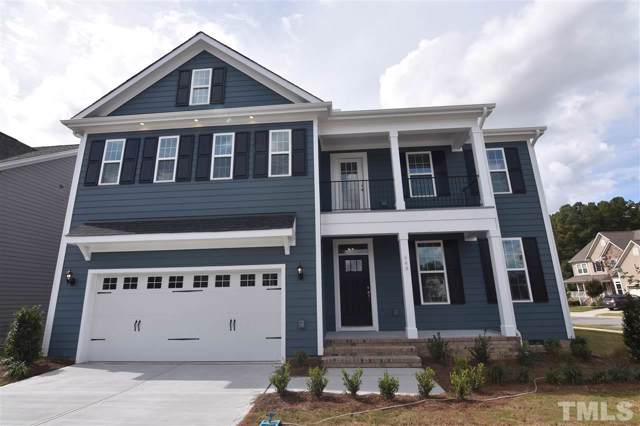 449 Kings Glen Way, Wake Forest, NC 27587 (#2262599) :: Real Estate By Design
