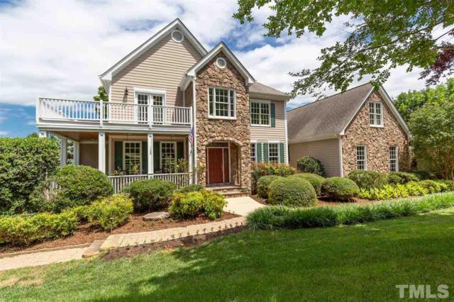 108 Lake Ridge Place, Chapel Hill, NC 27516 (#2262602) :: Real Estate By Design
