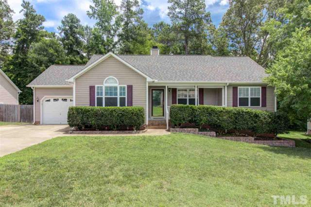 452 Henwood Court, Fuquay Varina, NC 27526 (#2262611) :: Real Estate By Design