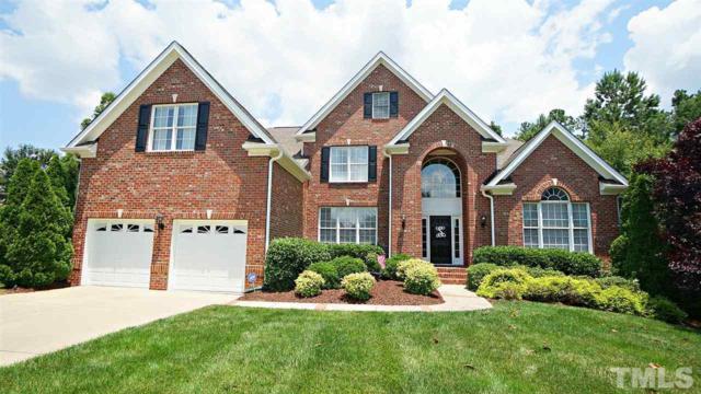11203 Ridgegate Drive, Raleigh, NC 27617 (#2262626) :: Sara Kate Homes