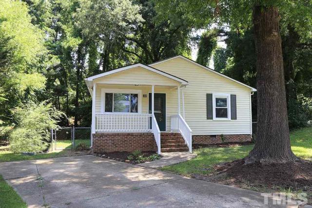 22 Zelko Court, Durham, NC 27705 (#2262636) :: Real Estate By Design