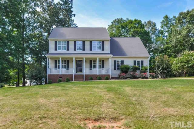 728 Raymond Drive, Clayton, NC 27527 (#2262638) :: Real Estate By Design