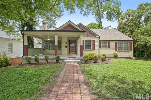 308 Green Street, Sanford, NC 27330 (#2262658) :: M&J Realty Group