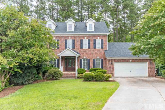 306 Breckenwood Drive, Cary, NC 27513 (#2262710) :: Real Estate By Design
