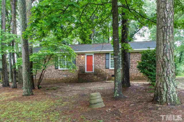 2306 Clements Drive, Durham, NC 27704 (#2262711) :: The Jim Allen Group