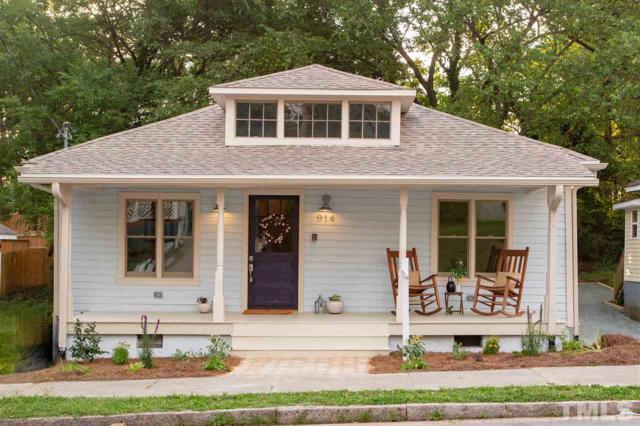 914 N Elizabeth Street, Durham, NC 27701 (#2262712) :: RE/MAX Real Estate Service