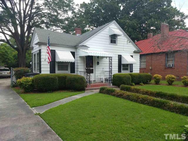 714 Western Avenue, Rocky Mount, NC 27804 (#2262714) :: Dogwood Properties