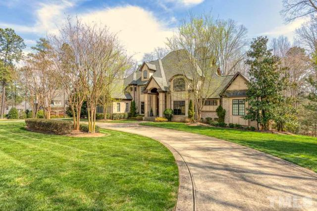 7500 Hasentree Club Drive, Wake Forest, NC 27587 (#2262741) :: Dogwood Properties