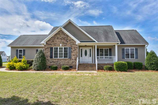 3621 Dalton Road, Bailey, NC 27807 (#2262749) :: The Jim Allen Group