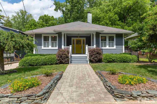 2010 Mccarthy Street, Raleigh, NC 27608 (#2262778) :: Marti Hampton Team - Re/Max One Realty