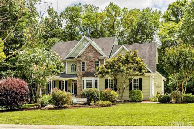 205 Sunset Grove Drive, Holly Springs, NC 27540 (#2262782) :: Marti Hampton Team - Re/Max One Realty