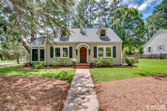 2500 Indian Trail, Durham, NC 27705 (#2262798) :: The Jim Allen Group