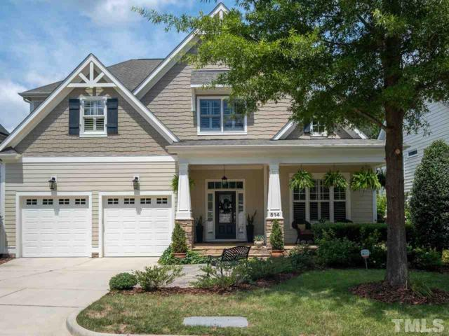514 Buxton Grant Drive, Cary, NC 27519 (#2262826) :: The Jim Allen Group