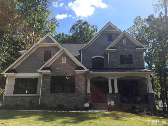 214 Stone Park Drive, Wake Forest, NC 27587 (#2262840) :: Real Estate By Design