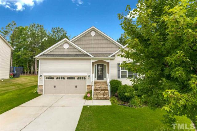 160 Clubhouse Drive, Youngsville, NC 27596 (#2262842) :: Morgan Womble Group