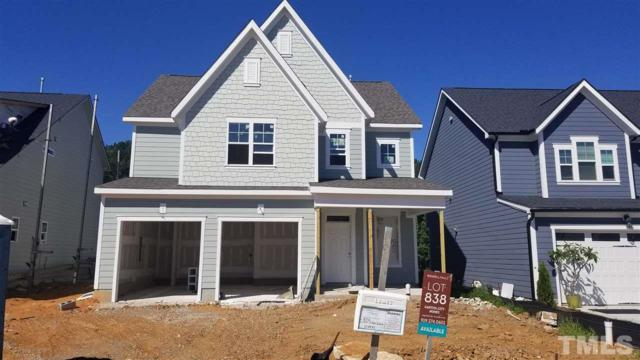 616 Future Islands Way Lot 838, Wendell, NC 27591 (#2262851) :: Morgan Womble Group
