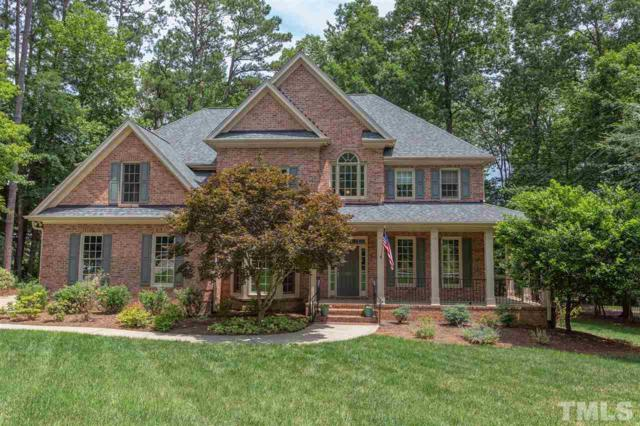 302 Wyndham Drive, Chapel Hill, NC 27516 (#2262896) :: Dogwood Properties
