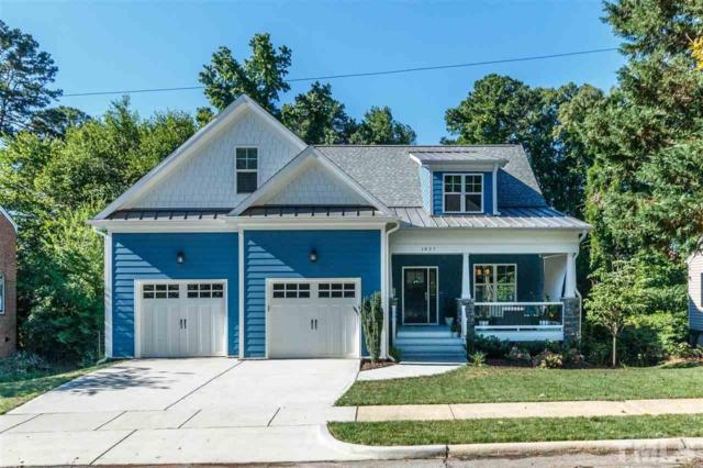 1827 Arlington Street, Raleigh, NC 27608 (#2262917) :: Dogwood Properties