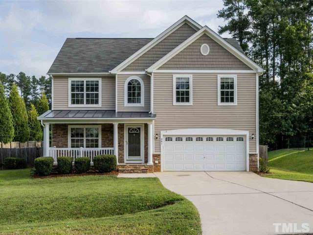 301 Wade Drive, Sanford, NC 27330 (#2262929) :: The Jim Allen Group