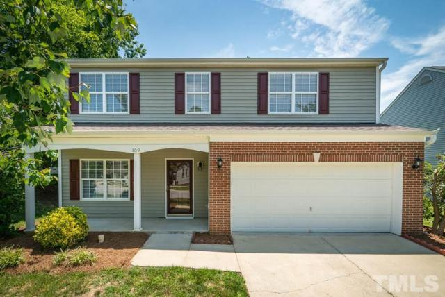 109 Covenant Rock Lane, Holly Springs, NC 27540 (#2262959) :: Marti Hampton Team - Re/Max One Realty